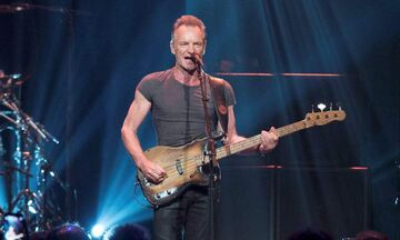 Ανησυχία για τον Sting - Ακύρωσε αιφνιδιαστικά συναυλία για λόγους υγείας