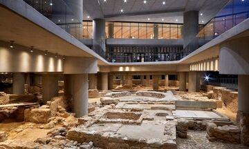 «Περπατώντας στην αρχαία γειτονιά του Μουσείου Ακρόπολης»