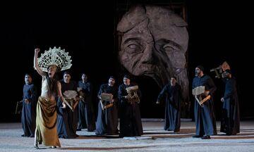 «Ορέστεια»: Η τραγική τριλογία από το Εθνικό Θέατρο, σε καλοκαιρινή περιοδεία
