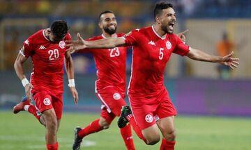 Σκόρερ ο Mεριά στη νίκη-θρίλερ της Τυνησίας με 5-4 επί της Γκάνα στα πέναλτι (vid)