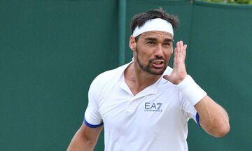 Φονίνι: Μόνο πρόστιμο για την «βόμβα» στο Wimbledon (vid)