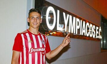 Μάρκοβιτς: «Στον Ολυμπιακό ανεβαίνω επίπεδο»