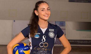 Αθλήτρια του ΑΟ Θήρας η Ξανθοπούλου, όχι του Ολυμπιακού