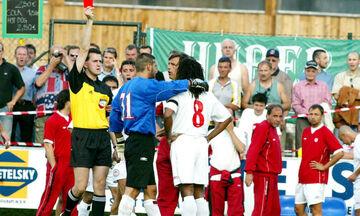 Αμβούργο - Ολυμπιακός: Το επεισοδιακό φιλικό του 2002 (pics + vid)
