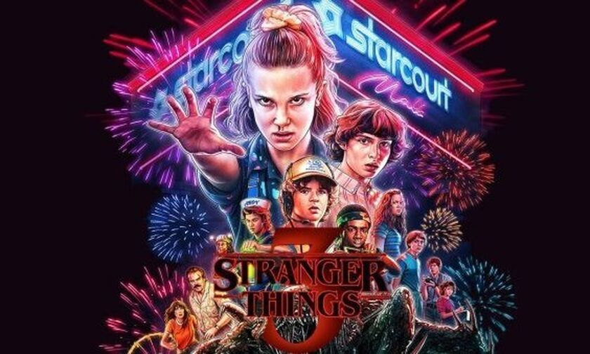 Η 3η σεζόν του «Stranger Things» σπάει όλα τα ρεκόρ του Netflix