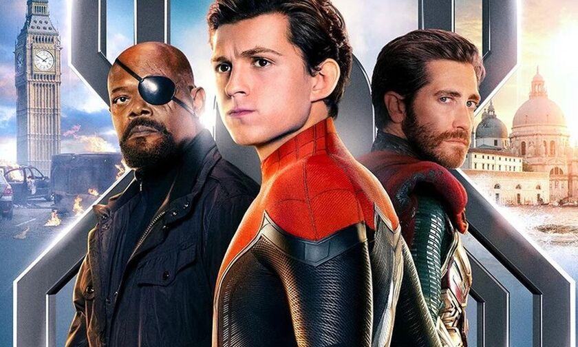 Το «Spiderman: Far From Home» σπάει τα ταμεία!