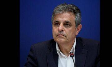 Παραιτήθηκε ο Γενικός Γραμματέας Πολιτικής Προστασίας Γιάννης Ταφύλλης