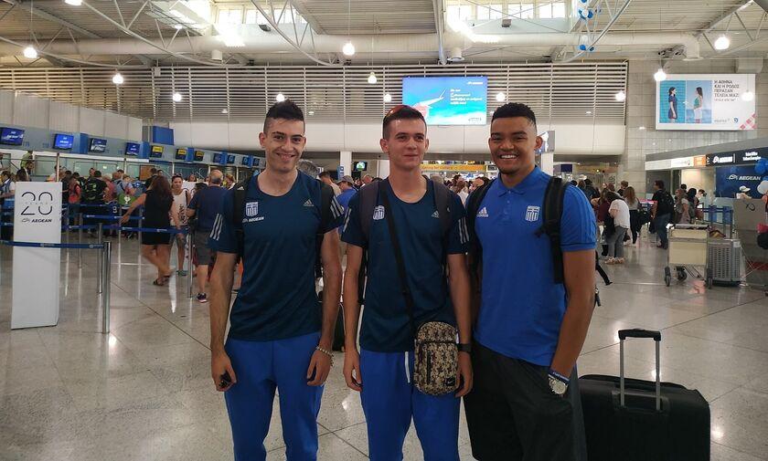 Ευρωπαϊκό Πρωτάθλημα Κ23: Δέκα ελληνικές παρουσίες στην πρώτη ημέρα των αγώνων