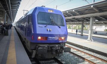 ΤΡΑΙΝΟΣΕ: Δωρεάν εισιτήριο στους επιβάτες Θεσσαλονίκης προς Αθήνα