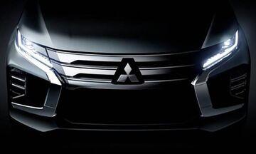 Πρώτη γεύση από το νέο Mitsubishi Pajero Sport