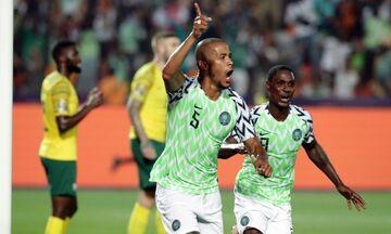 Νιγηρία - Νότια Αφρική 2-1: Στους «4» οι Αετοί (vid)