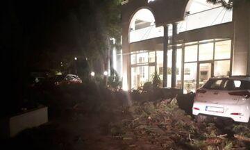 Τραγωδία στη Χαλκιδική: Δείτε ΦΩΤΟ από το ξενοδοχείο όπου σκοτώθηκαν πατέρας και γιος