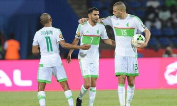 Αλγερία το μεγάλο φαβορί