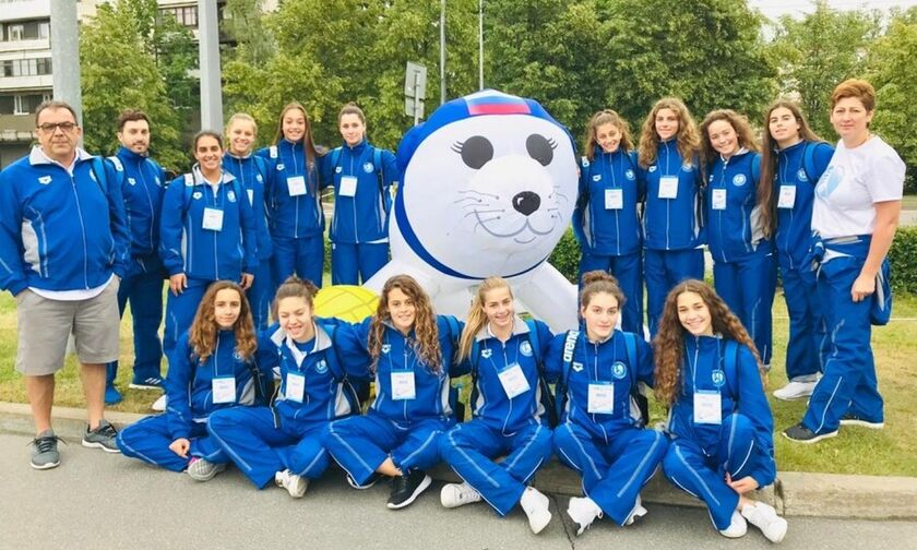 Πόλο: Στα ημιτελικά του Ευρωπαϊκού η Εθνική κορασίδων, 18-7 την Κροατία