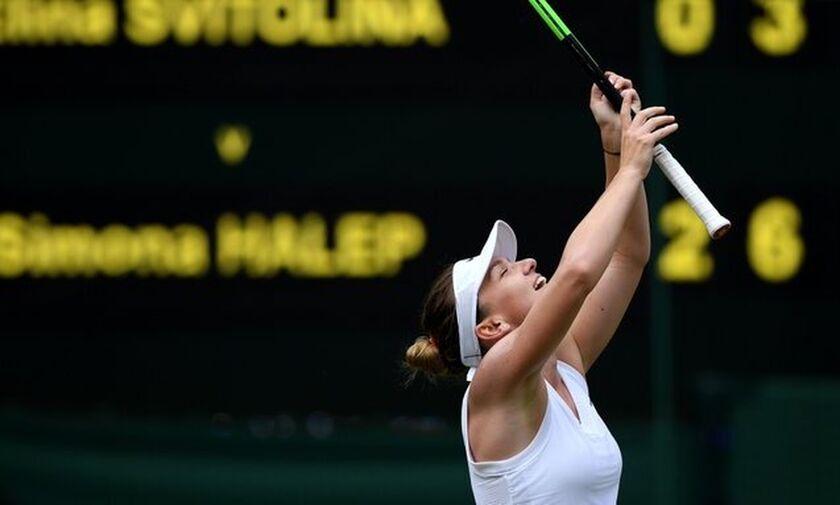 Wimbledon 2019: Πρωτάρα στον τελικό η εκπληκτική Χάλεπ! (pic+vid)