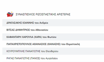 Ξαναμετρούν τις ψήφους Παπαχριστόπουλου-Κουρουμπλή- Διαφορά 5 ψήφων (pic)
