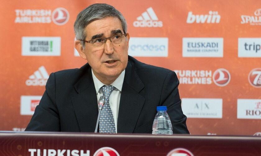 Η ACB κόντρα στη EuroLeague: «Απορρίπτουμε το μοντέλο σας»