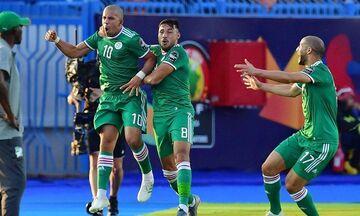 Copa Africa: Η Αλγερία στα ημιτελικά με 4-3 στα πέναλτι την Ακτή Ελεφαντοστού (vid)