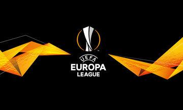 Όλα τα αποτελέσματα του Europa League (upd)