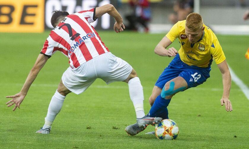 Europa League: Ντουνάισκα-Κρακόβια 1-1: Θα περιμένει κι άλλο ο Ατρόμητος (vid)