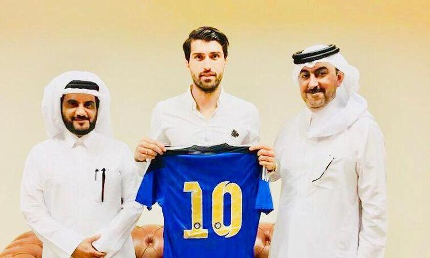 Αλ-Σαϊλίγια: Στο Κατάρ ο Ανσαριφάρντ