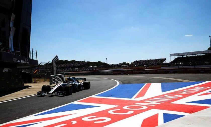 Formula1: Ο απόλυτος τηλεοπτικός οδηγός για το γκραν πρι της Μ. Βρετανίας
