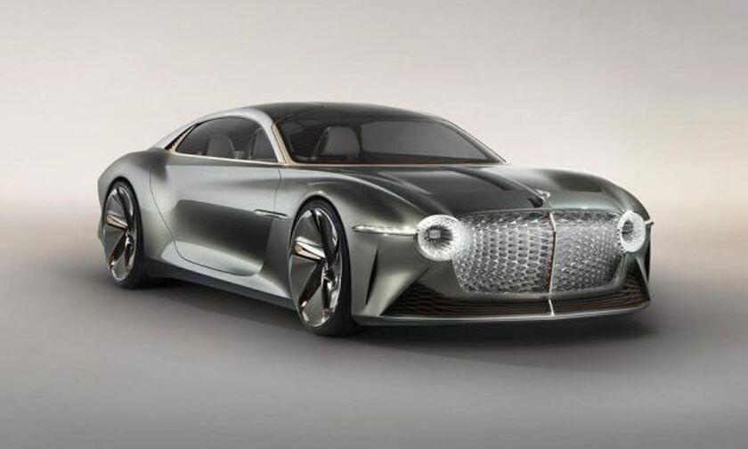 Bentley EXP 100 GT για τα 100 χρόνια της μάρκας!