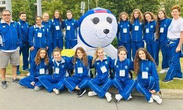 Εθνική Κορασίδων Πόλο:Κοίταξε στα μάτια τη Ρωσία, ήττα 12-10 στον ημιτελικό