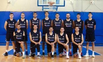 Live Streaming: Eurobasket K20 Ελλάδα-Σλοβενία