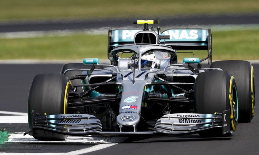 Grand Prix Σίλβερστοουν: Ο Μπότας νίκησε στο νήμα τον Χάμιλτον και πήρε την pole position