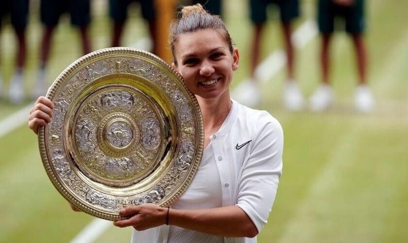 Wimbledon 2019: Η Χάλεπ στέφθηκε νικήτρια του τελικού, 2-0 την Ουίλιαμς (vids)