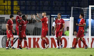 Ατρόμητος - Νότιγχαμ Φόρεστ: Το γκολ του Αμεόμπι για το 0-1 (vid)