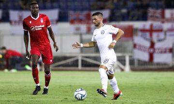 Βαριά ήττα 0-3 του Ατρόμητου από τη Νότιγχαμ Φόρεστ σε φιλικό στο Περιστέρι (pics, highlights)