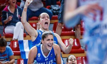 Απίστευτη η Εθνική Νεανίδων με ανατροπή 58-56 την Τουρκία και άνοδος στην Α΄ Κατηγορία! (pics, vid)