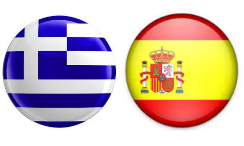 Live Streaming: Ελλάδα-Ισπανία/πόλο (12:00)