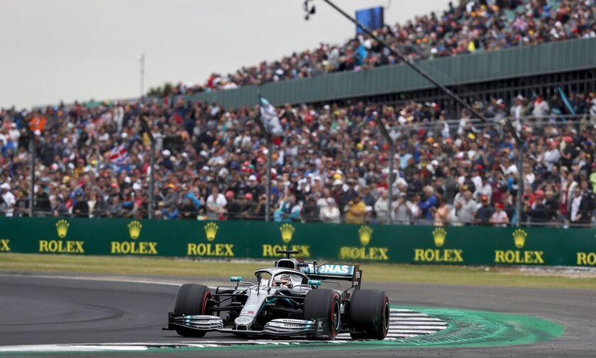Grand Prix Σίλβερστοουν: Επιστροφή στις νίκες για Χάμιλτον και Mercedes