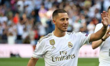 Ο Αζάρ πήρε το «23» λόγω… Τζόρνταν στην Ρεάλ Μαδρίτης