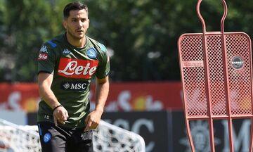 Μανωλάς: «Ήρθε η ώρα να πάρω τίτλους στην Ιταλία»