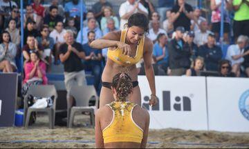 Beach Volley: Χρυσό για Μεθενίτη, Σπανού στο ANTIRRION MASTERS
