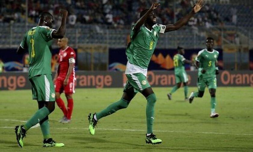 Copa Africa 2019: Στον τελικό η Σενεγάλη του Σισέ, 1-0 την Τυνησία (vid)
