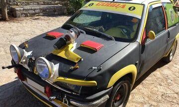 Ελληνικό Peugeot 106 Rallye «υπερπαραγωγή»