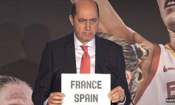 Γαλλία και Ισπανία συνδιοργανώτριες για το Eurobasket Γυναικών 2021