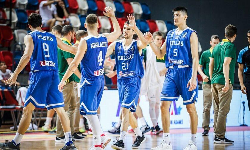 Η Εθνική Νέων έχασε στην παράταση (86-88) από τη Λιθουανία (vid) στο Ευρωπαϊκό
