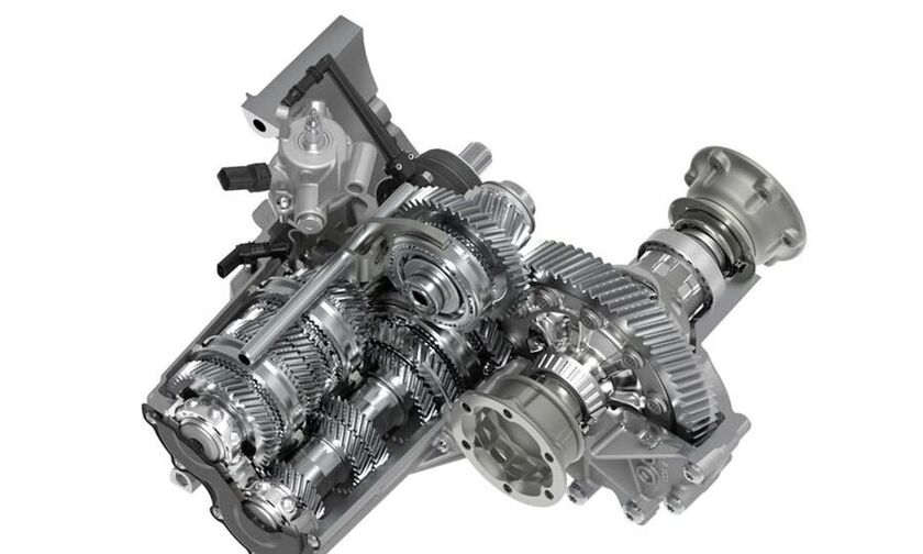 Νέο μηχανικό κιβώτιο ταχυτήτων της VW