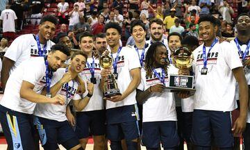 ΝΒΑ Summer League: Πρωταθλητές οι Γκρίζλις!