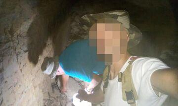Κρήτη: Αυτός είναι ο καθ' ομολογίαν δολοφόνος της Αμερικανίδας βιολόγου
