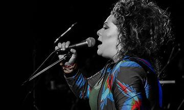 Η Ματούλα Ζαμάνη σε μια μοναδική συναυλία σήμερα (16/7) στην Τεχνόπολη
