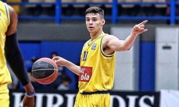 ΕΣΑΚΕ: Kαλύτερος νέος Έλληνας παίκτης της σεζόν 2018-19 ο Καράμπελας