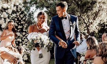 Ο αστραφτερός γάμος του Γουίλτζερ στην Ίο (pics)