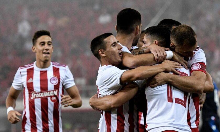 Ολυμπιακός-Νότιγχαμ 3-0: «Ζωγράφιζε» ο Βαλμπουενά, «εκτελούσαν» Μασούρας, Γκερέρο (vid)